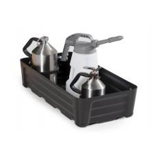 Kleingebindewanne SC-P 30, aus PE, Auffangvolumen 30 Liter