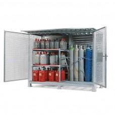 Gasflaschenlager / Gasflaschencontainer kaufen
